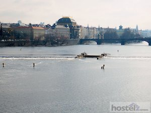 City Scape from Charles Bridge GORGEOUS