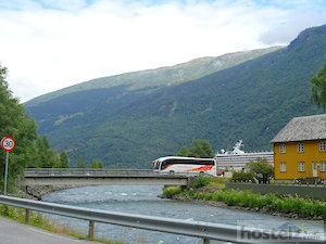 To the Flam Hostel