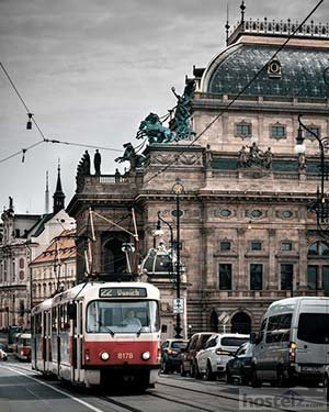 Hostels in Prague