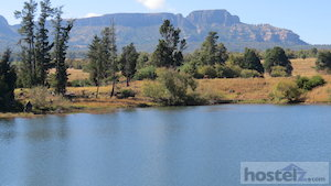 Platberg Nature Reserve and Mountain, Harrismith