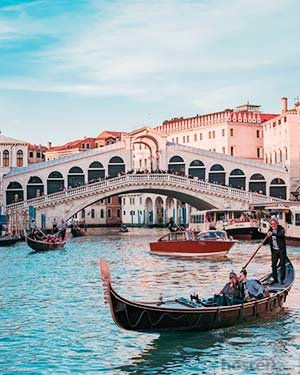Hostels in Venice, Italy