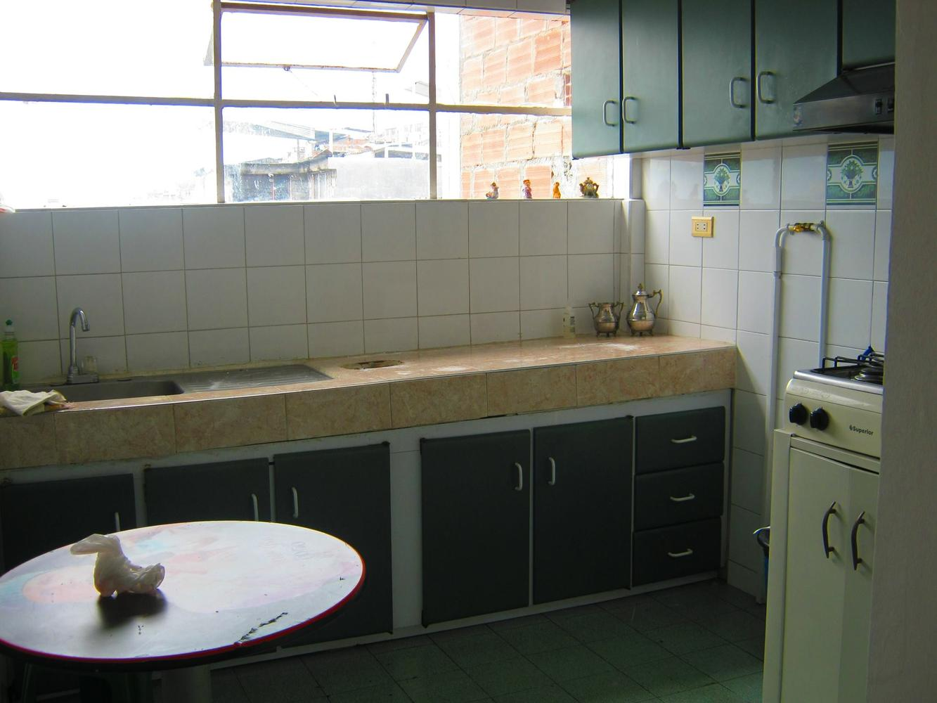 Shared Large Kitchen