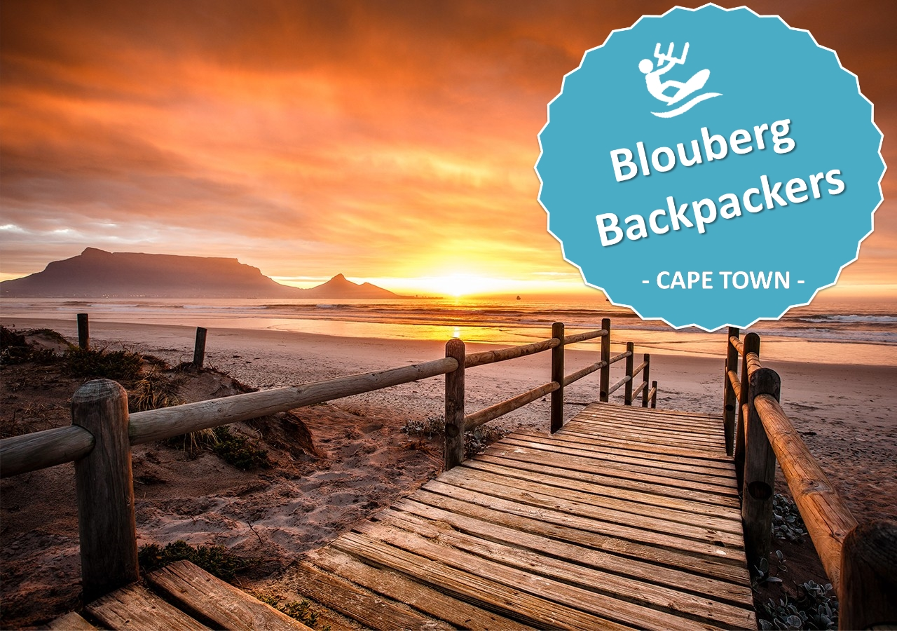 Blouberg Backpackers, Cape Town