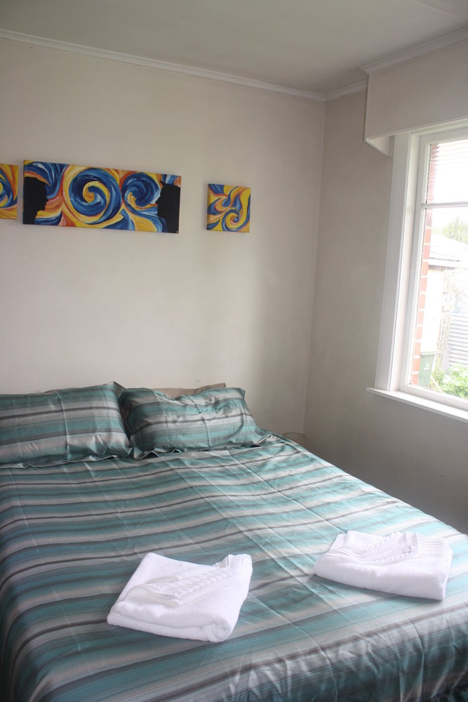 Double room with TV, Fridge and DVD player