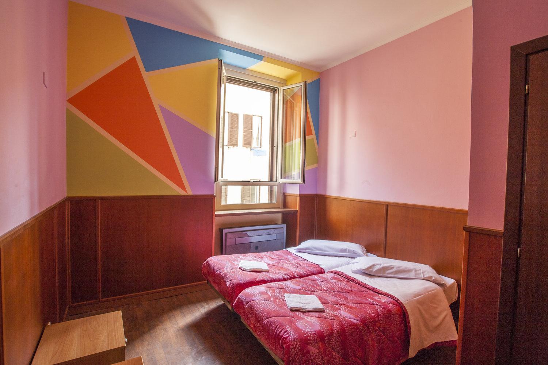 Hostel Alessandro Palace & Bar i Roma, Italia - rangering og VURDERING AV
