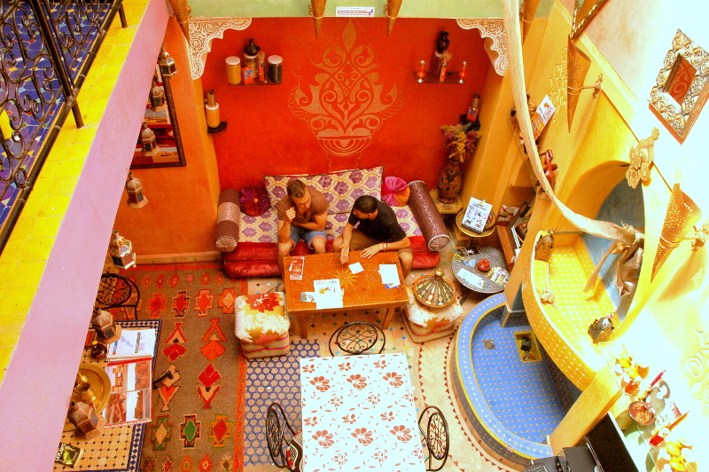 Riad Layla Rouge, Marrakesh