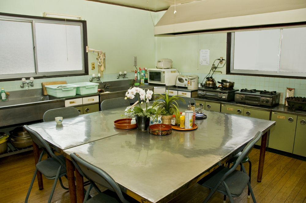 Large Communal Kitchen