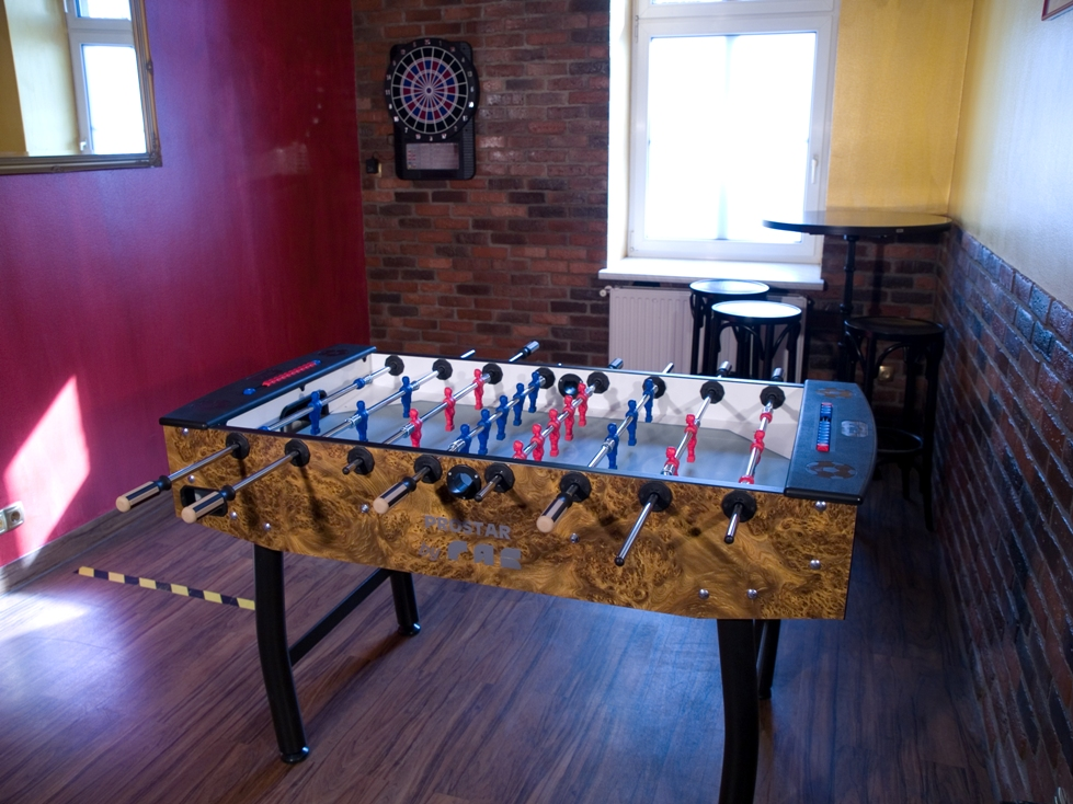 Fun Lounge- Table Football