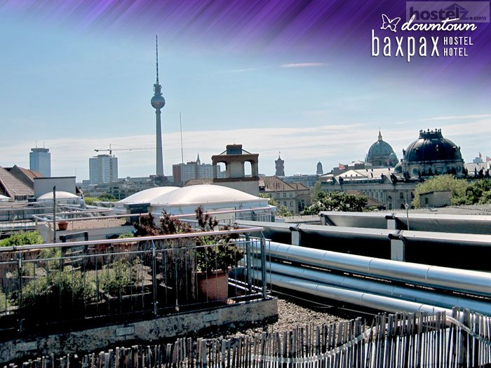 Baxpax Downtown Hostel Hotel Berlin Germany Reviews
