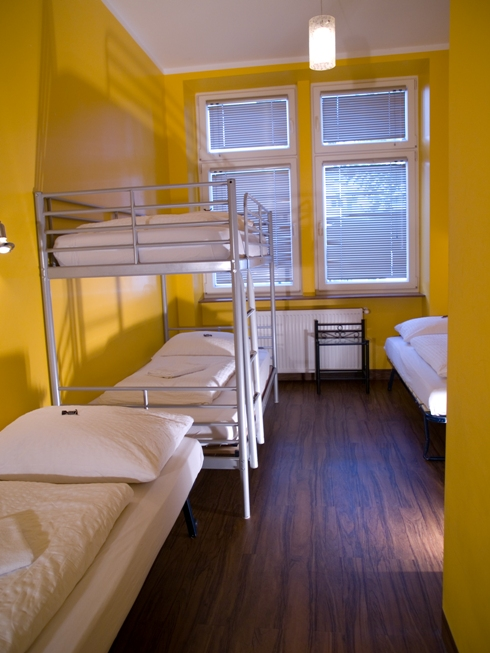 4 Bed Room in the Hostel