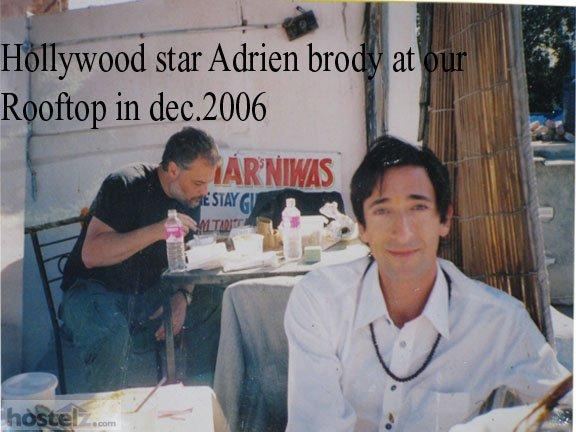 Hollywood Star Adrien Brody on Amar Niwas Roop-Top