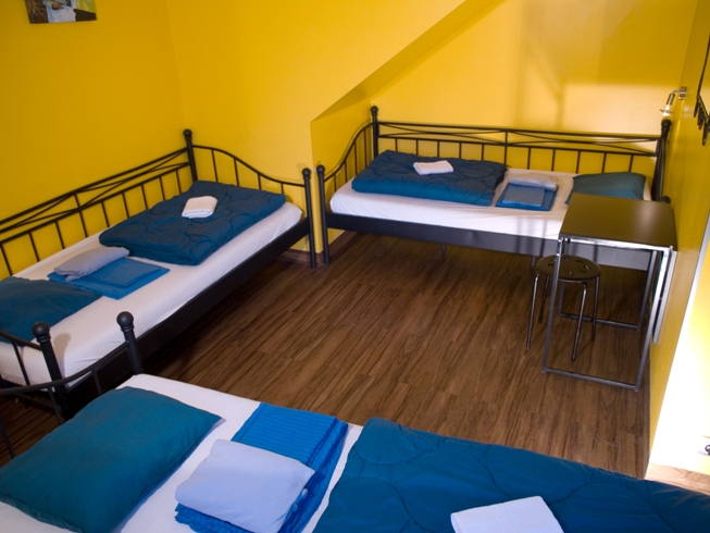 3 Bed Room in the Hostel