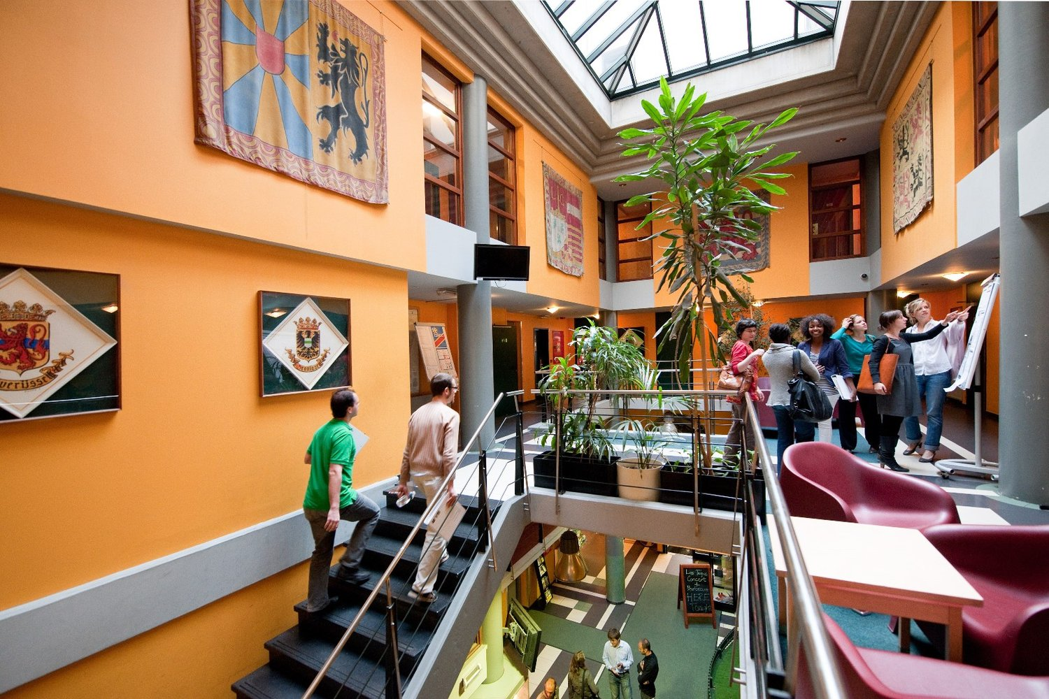 Sleep Well Youth Hostel Brussels Belgium Reviews