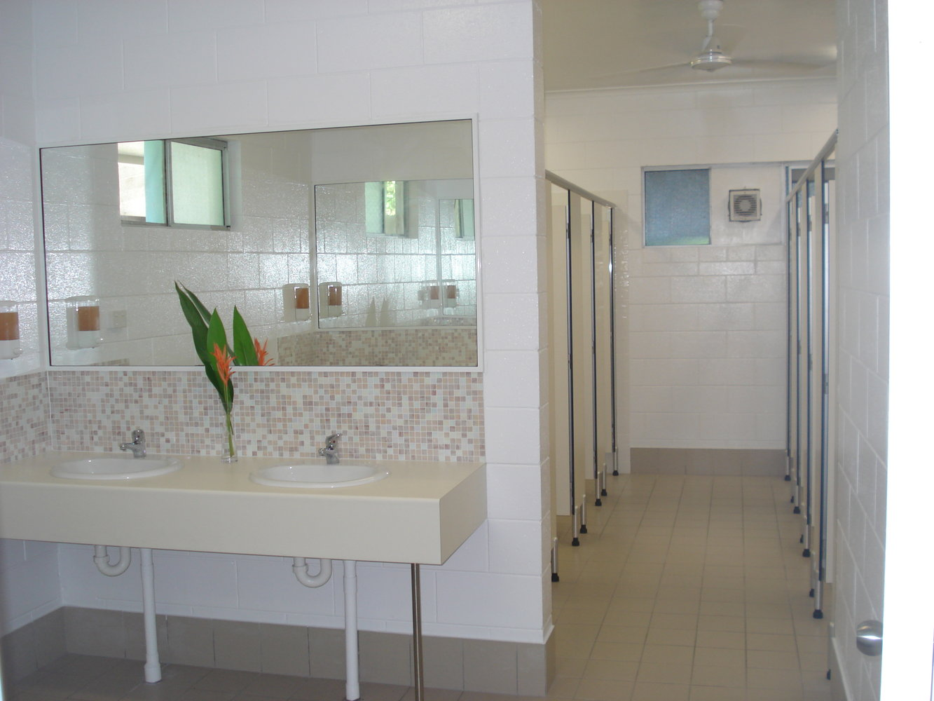 The cleanest bathrooms in Australia
