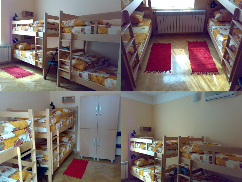 Six Bed Dorm