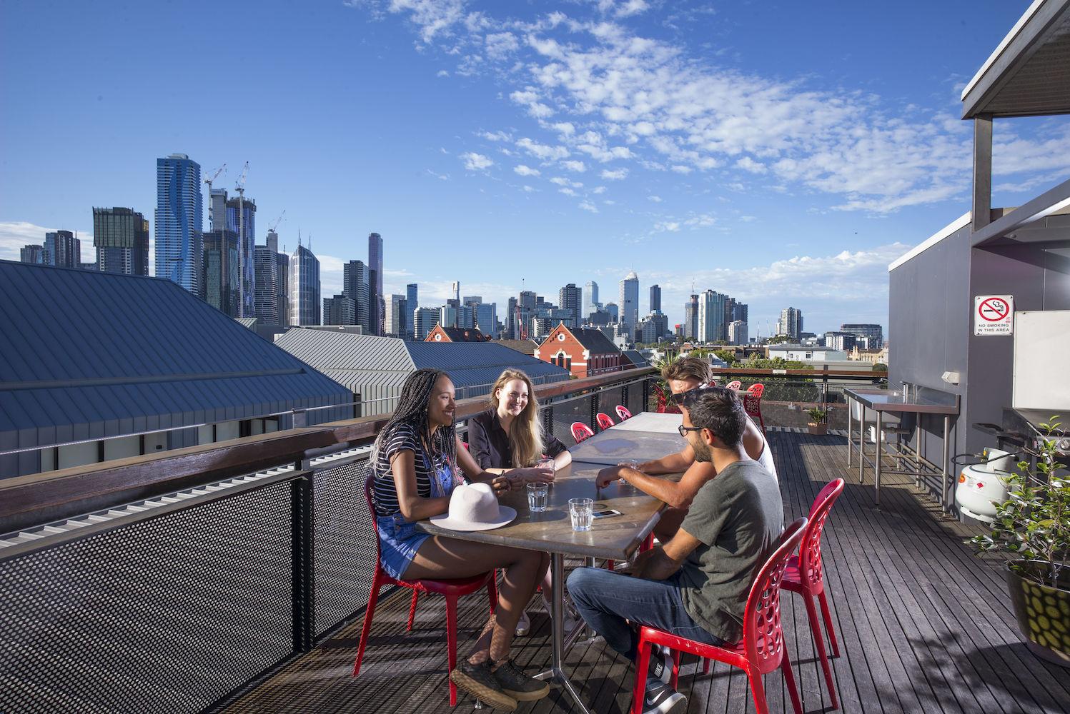 Private Room Hostel Melbourne