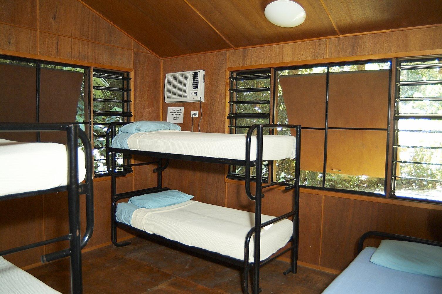 Cape Trib Beach House Yha Dorm Room