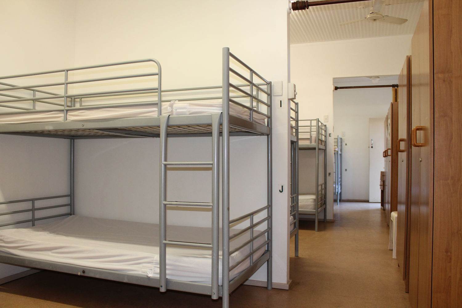 Dorm room 12- beds