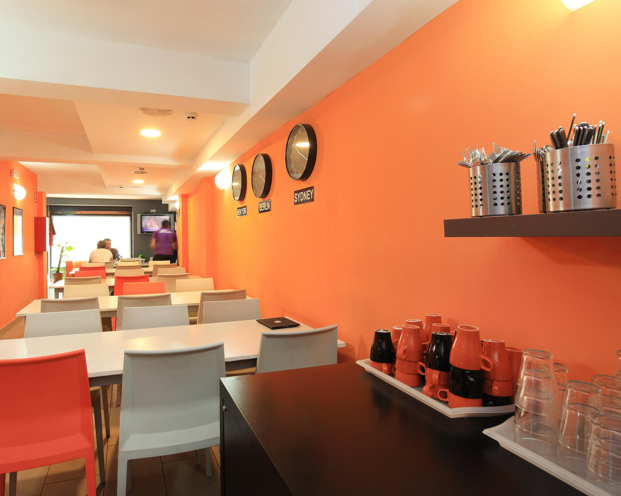 Dining area / zona comedor