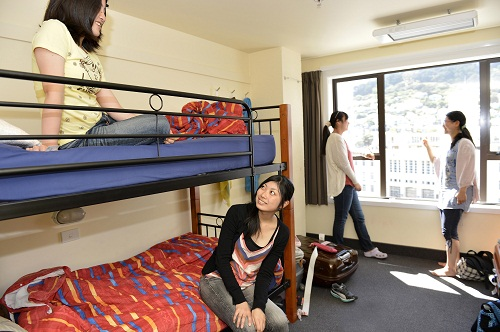 Four bed dorm with ensuite
