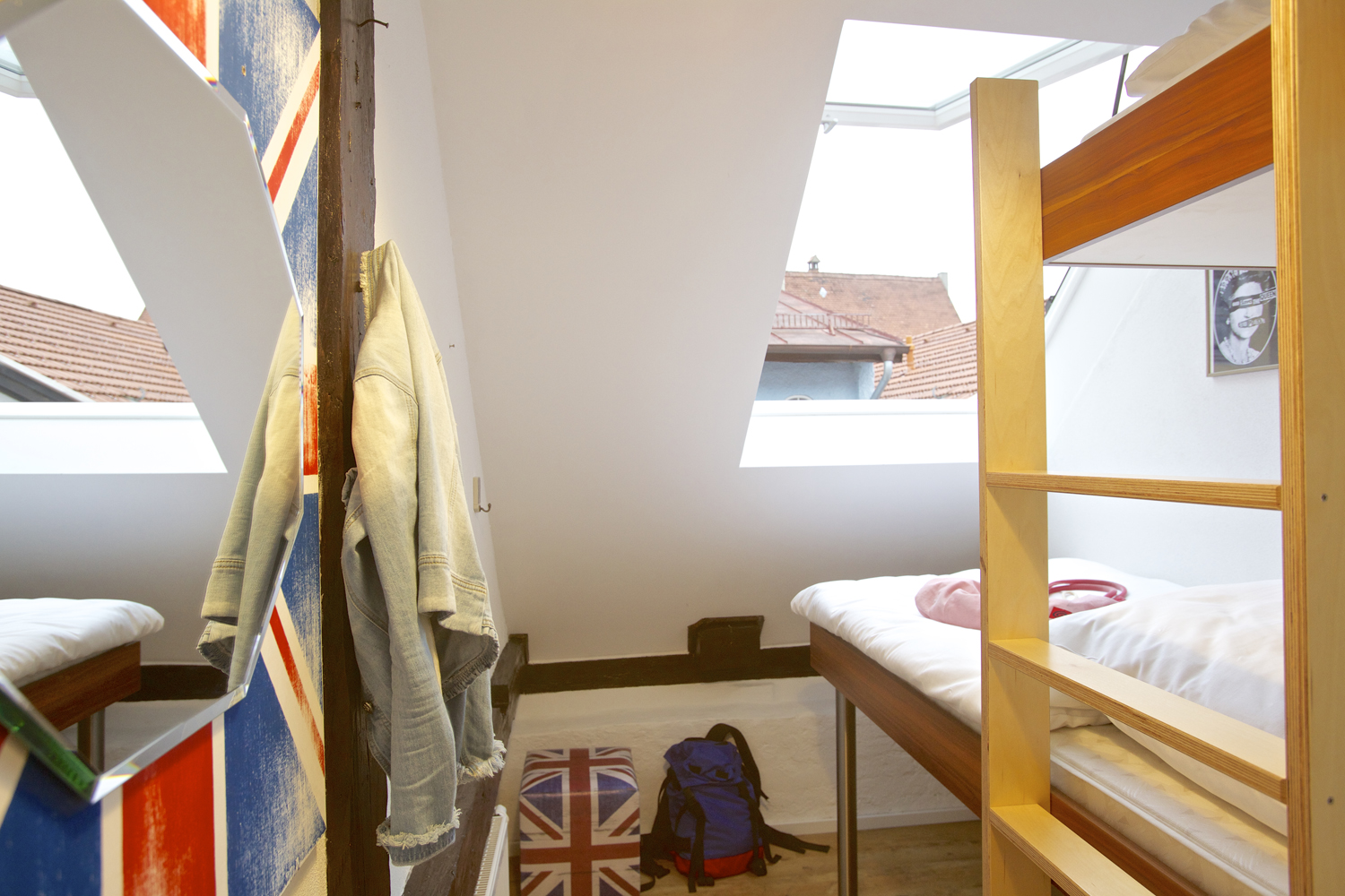 United Kingdom - private Twin-Bed Room