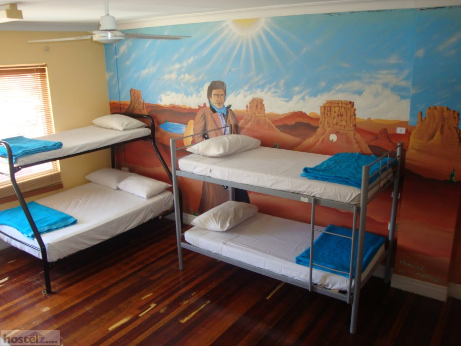 Manly Harbour Backpackers, Brisbane