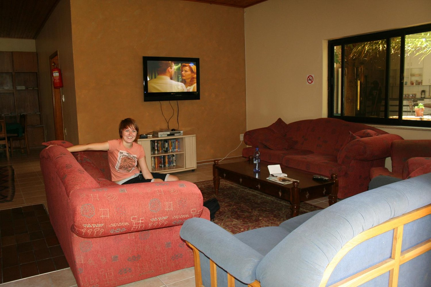 Chameleon Backpackers Amp Guesthouse Windhoek Namibia