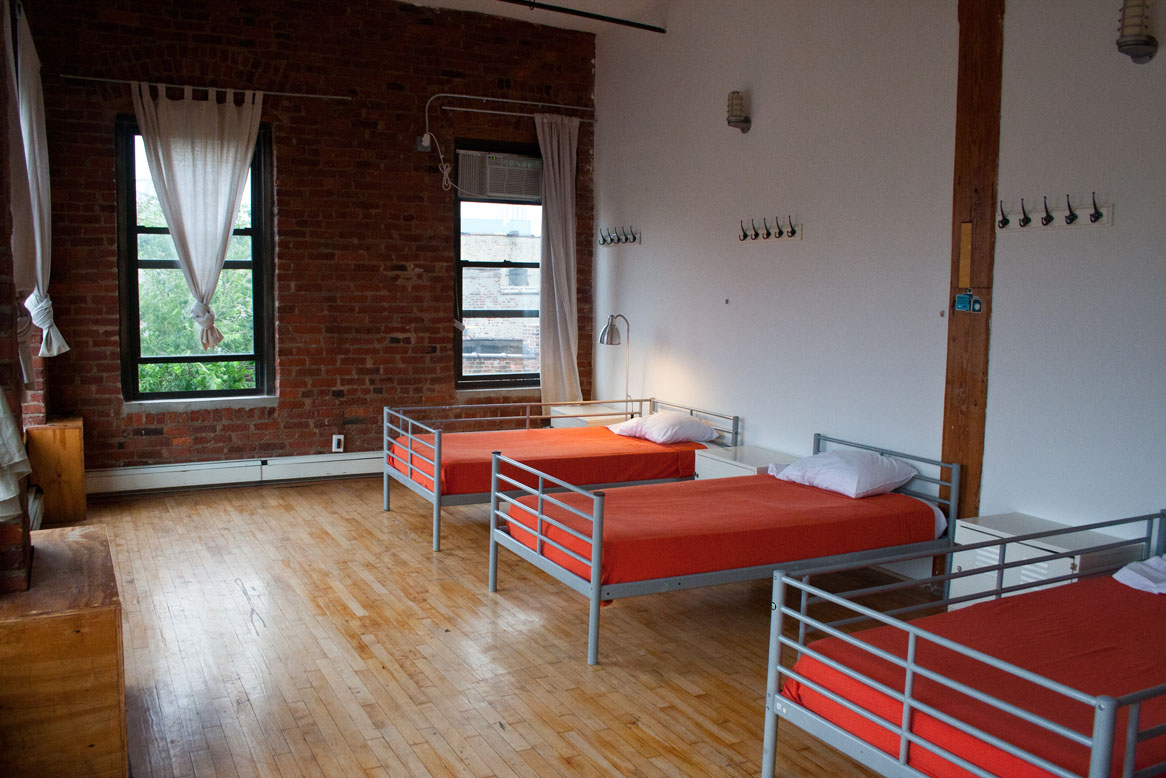 New York Loft Hostel New York City New York Reviews
