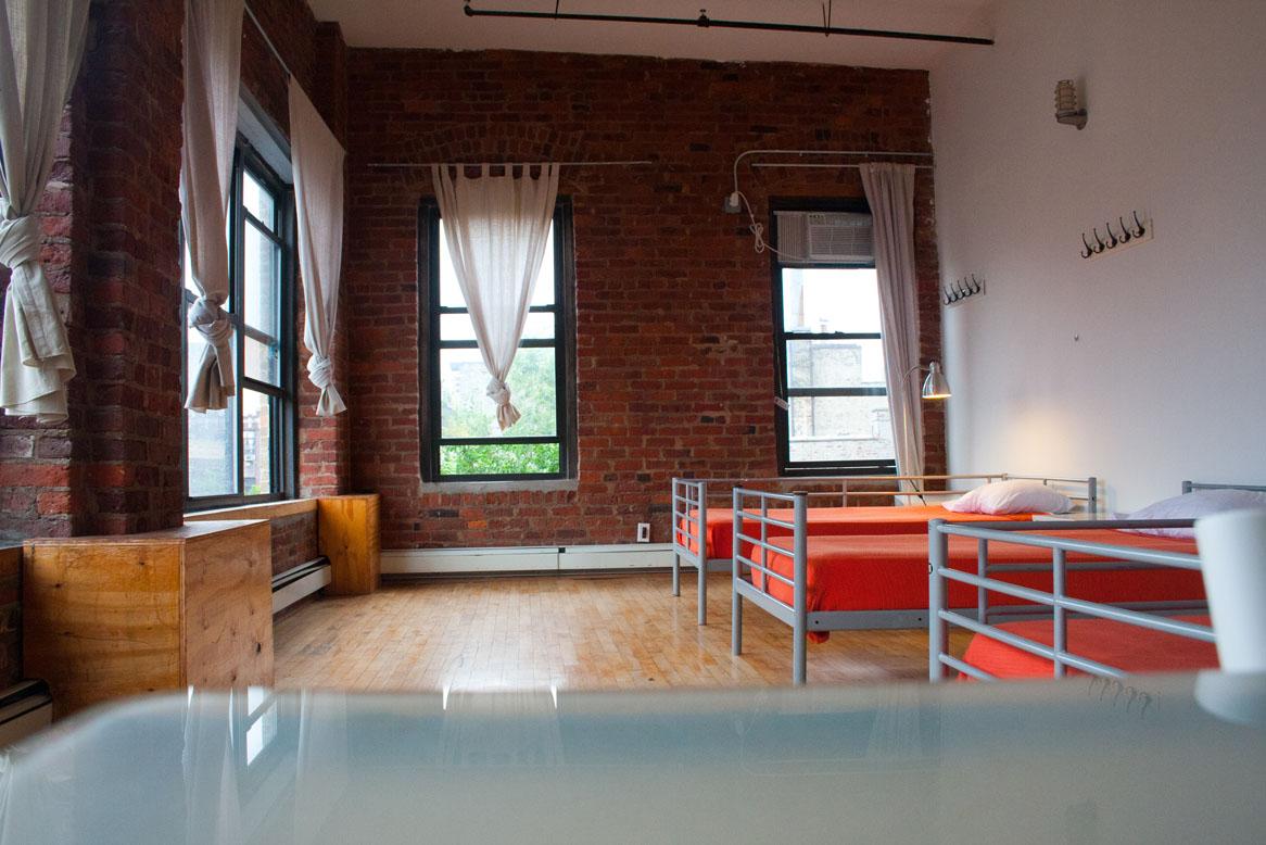 New York Loft Hostel New York City New York Reviews