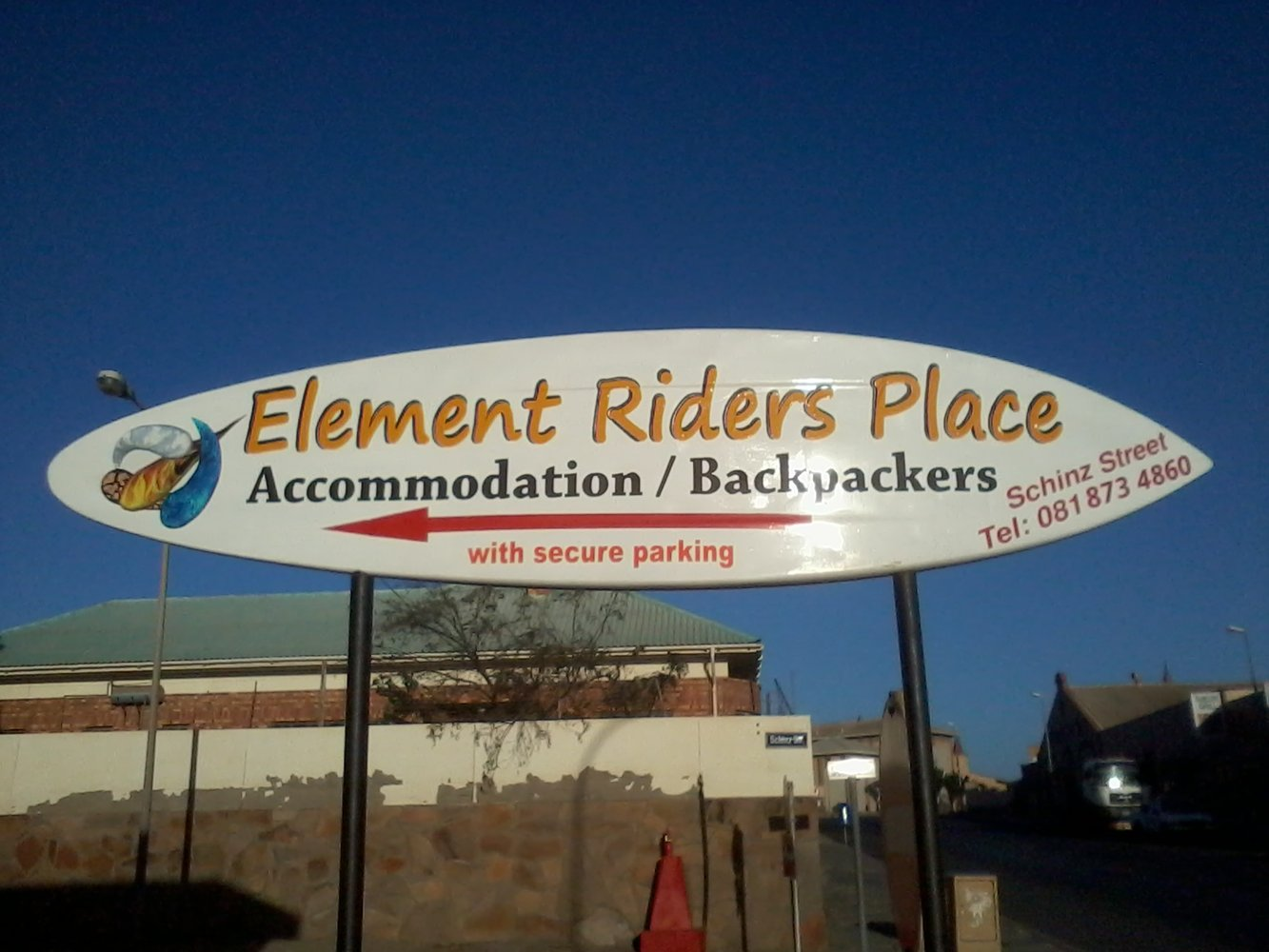 Element Riders Place