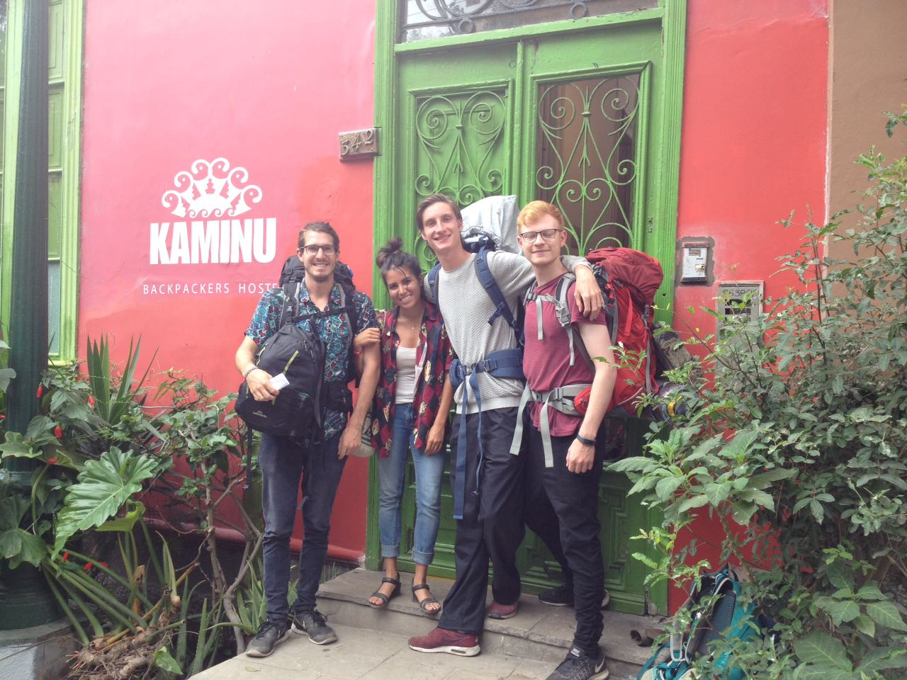 Kaminu Backpackers Hostel, Lima