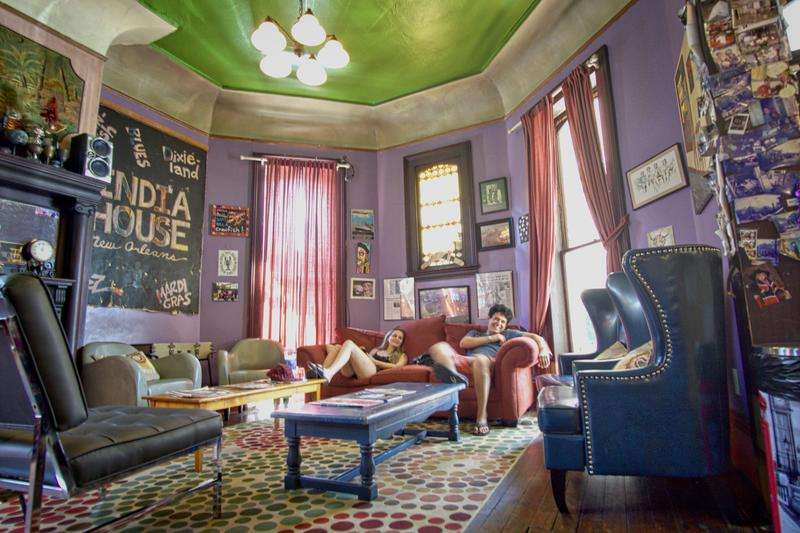 India House Hostel, New Orleans