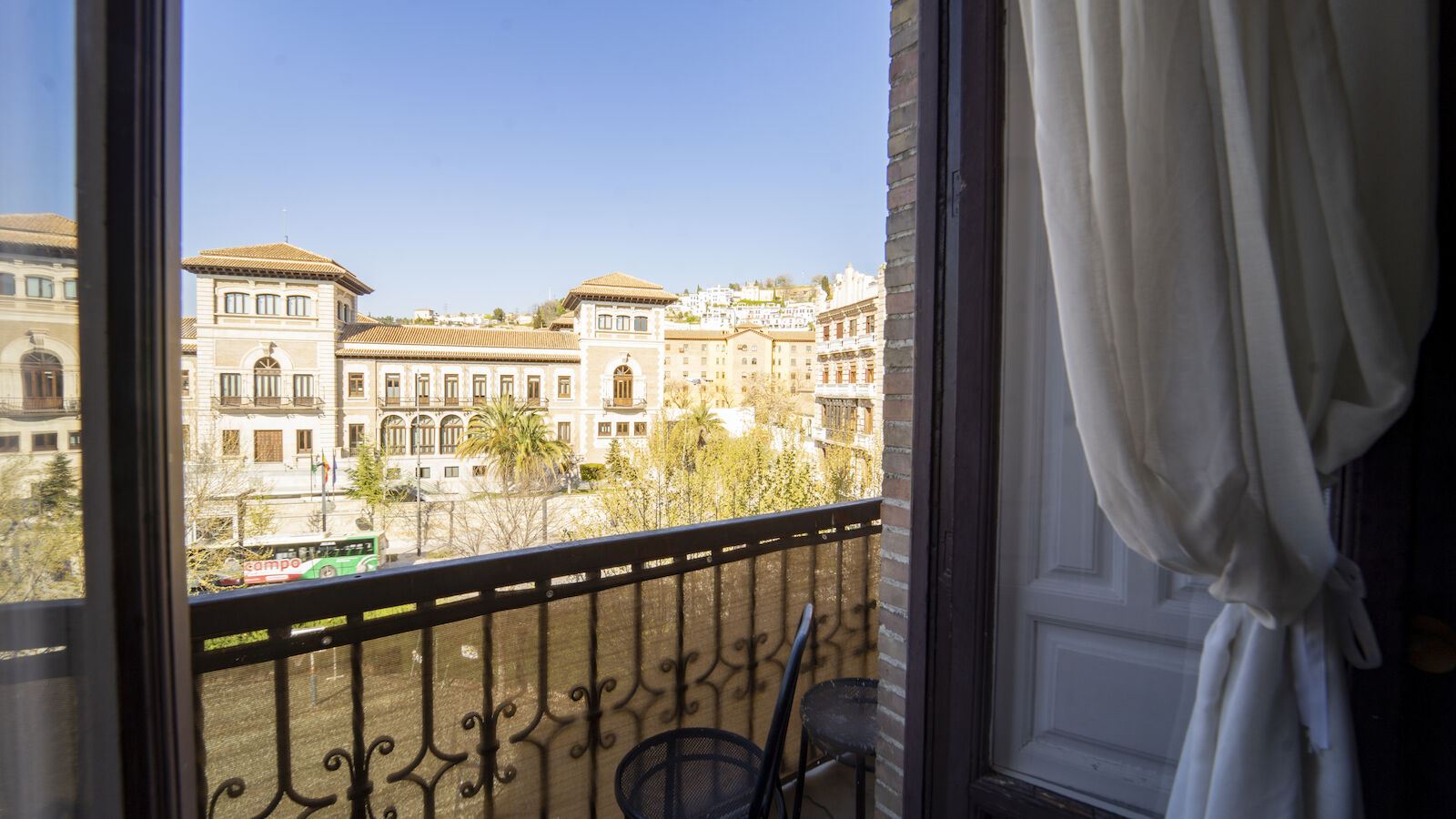 Booking Itinere Rooms Granada