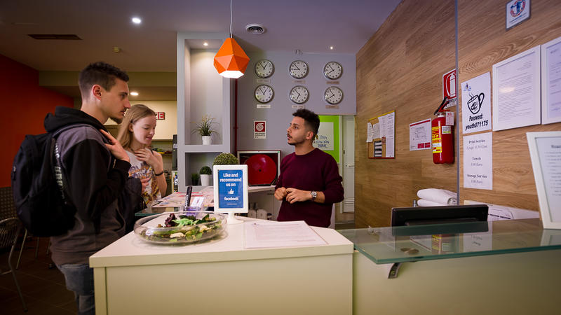 Youth Station Hostel, Rome