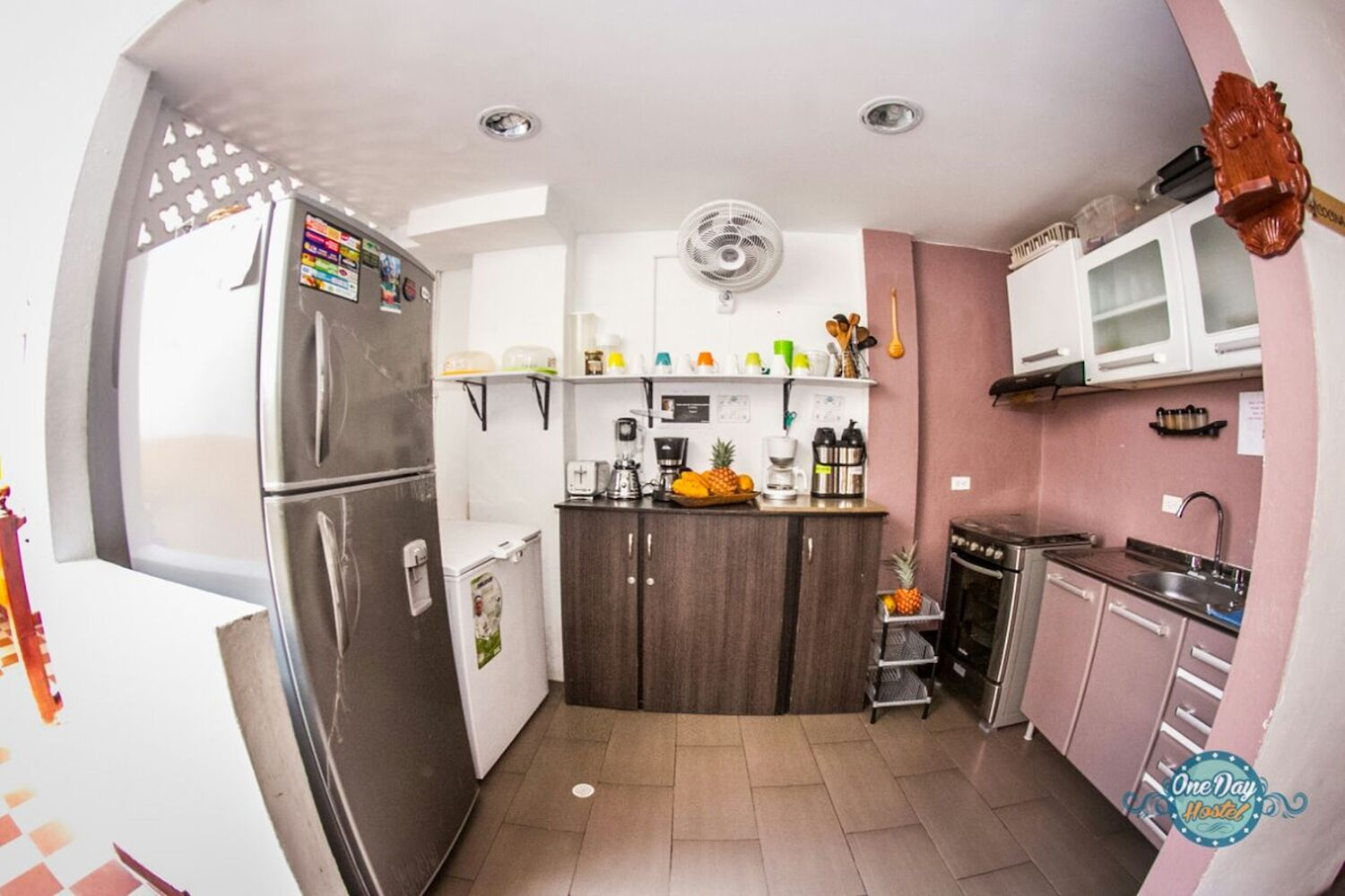 One Day Hostel In Cartagena De Indias
