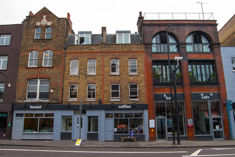 The Dictionary Hostel, London