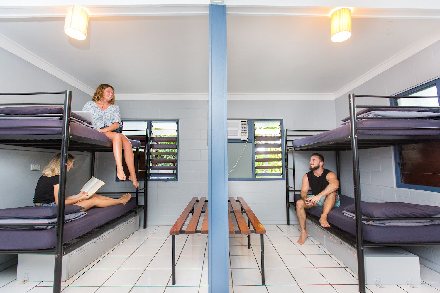 Why Not Backpackers, Cairns