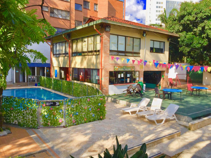 Room Booking Colombia University