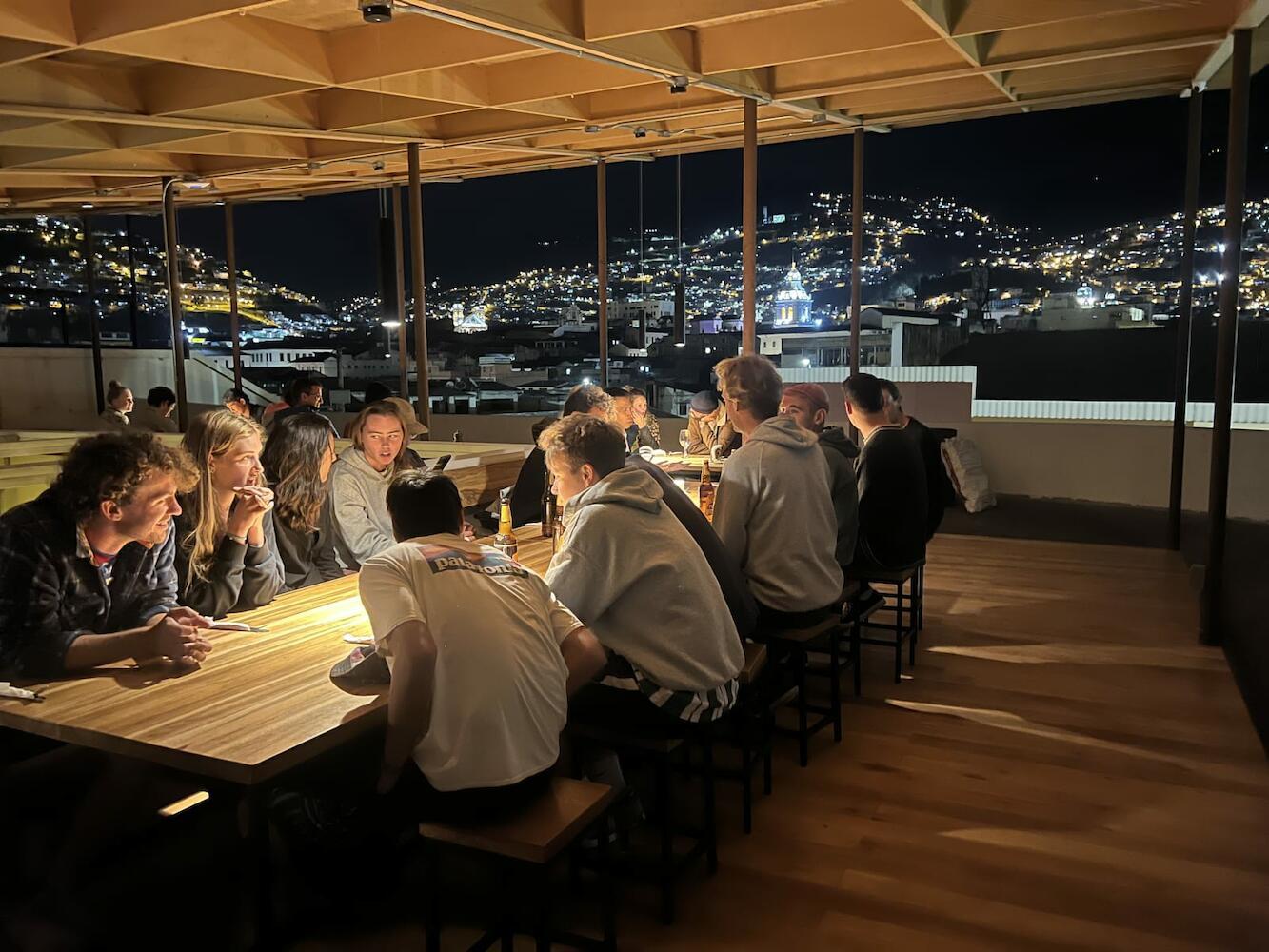 Community Hostel Quito - Quito, Ecuador Reviews - Hostelz com