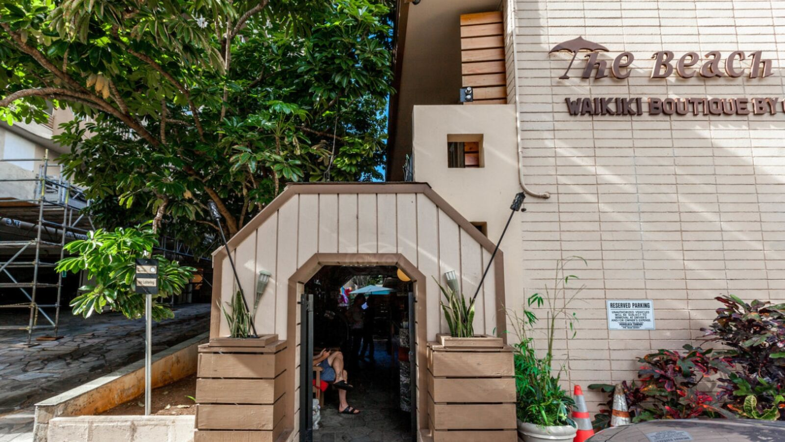Waikiki Backpackers Hostel, Oahu