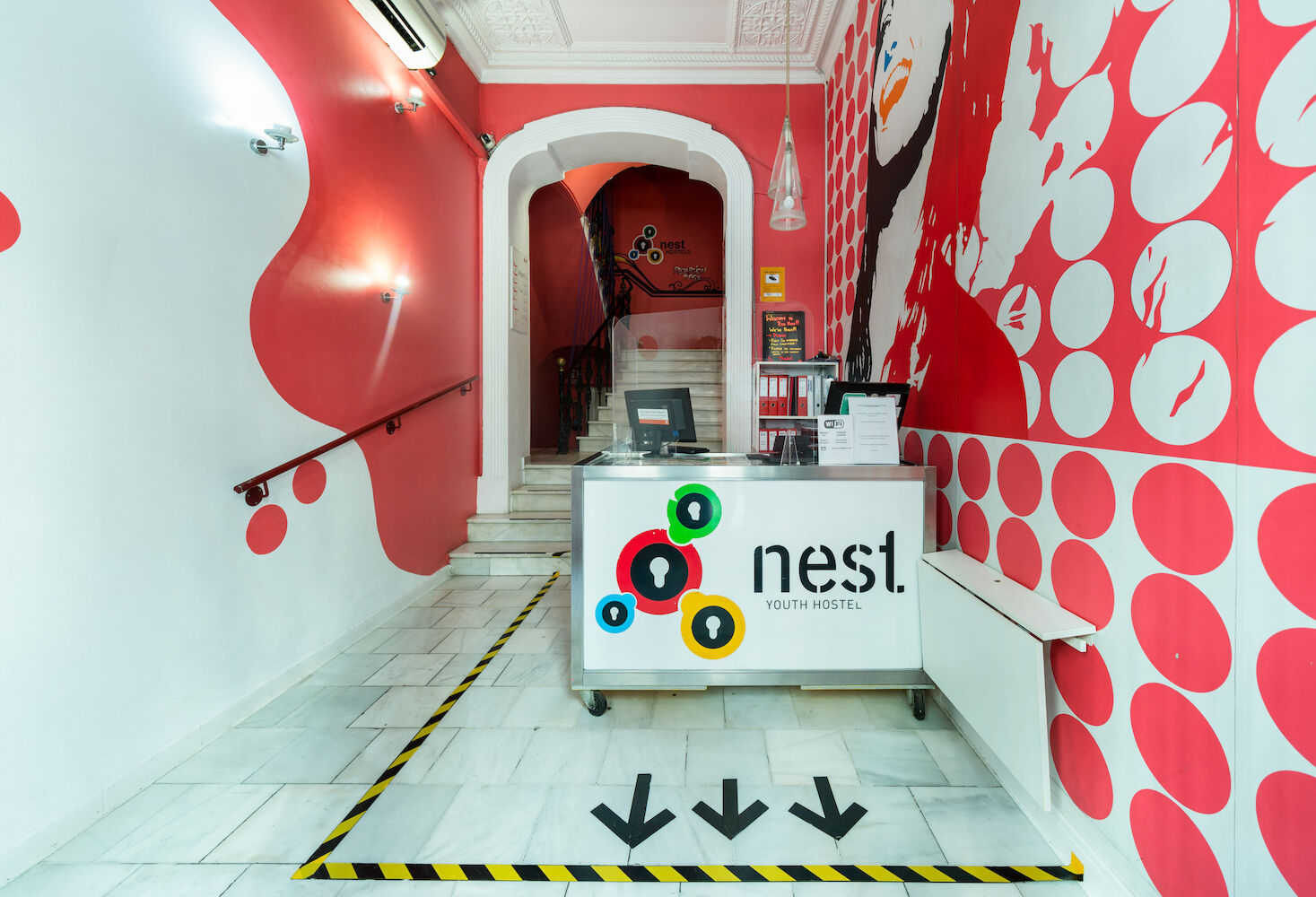 HI - Valencia - Red Nest Hostel, Valencia