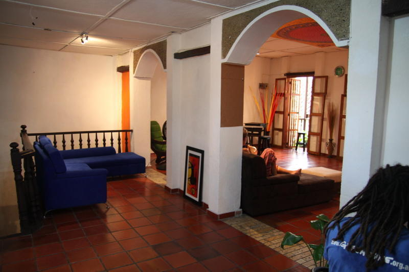 Makako Chill Out Hostel In Cartagena De Indias
