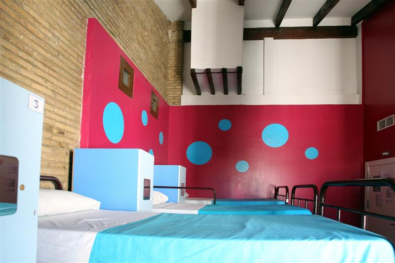 Purple Nest Hostel, Valencia
