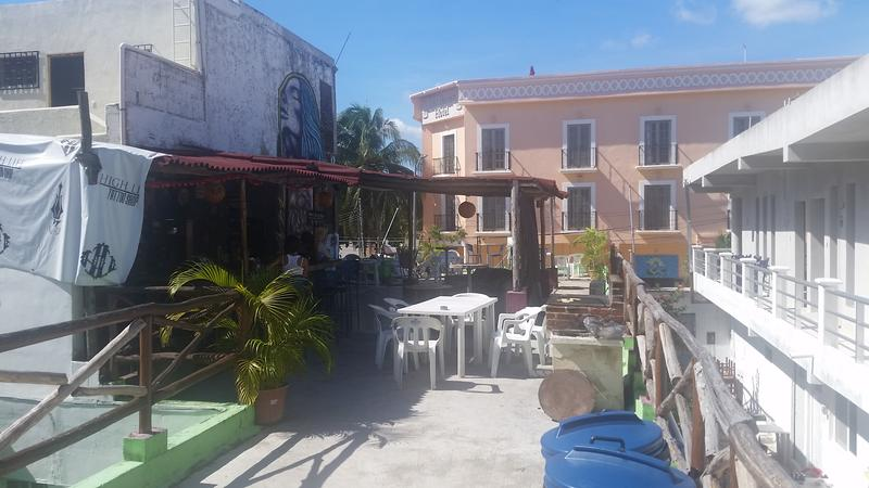 Happy Gecko Hostel, Playa del Carmen