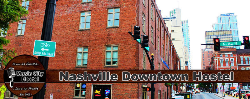 Nashville Downtown Hostel Private Rooms