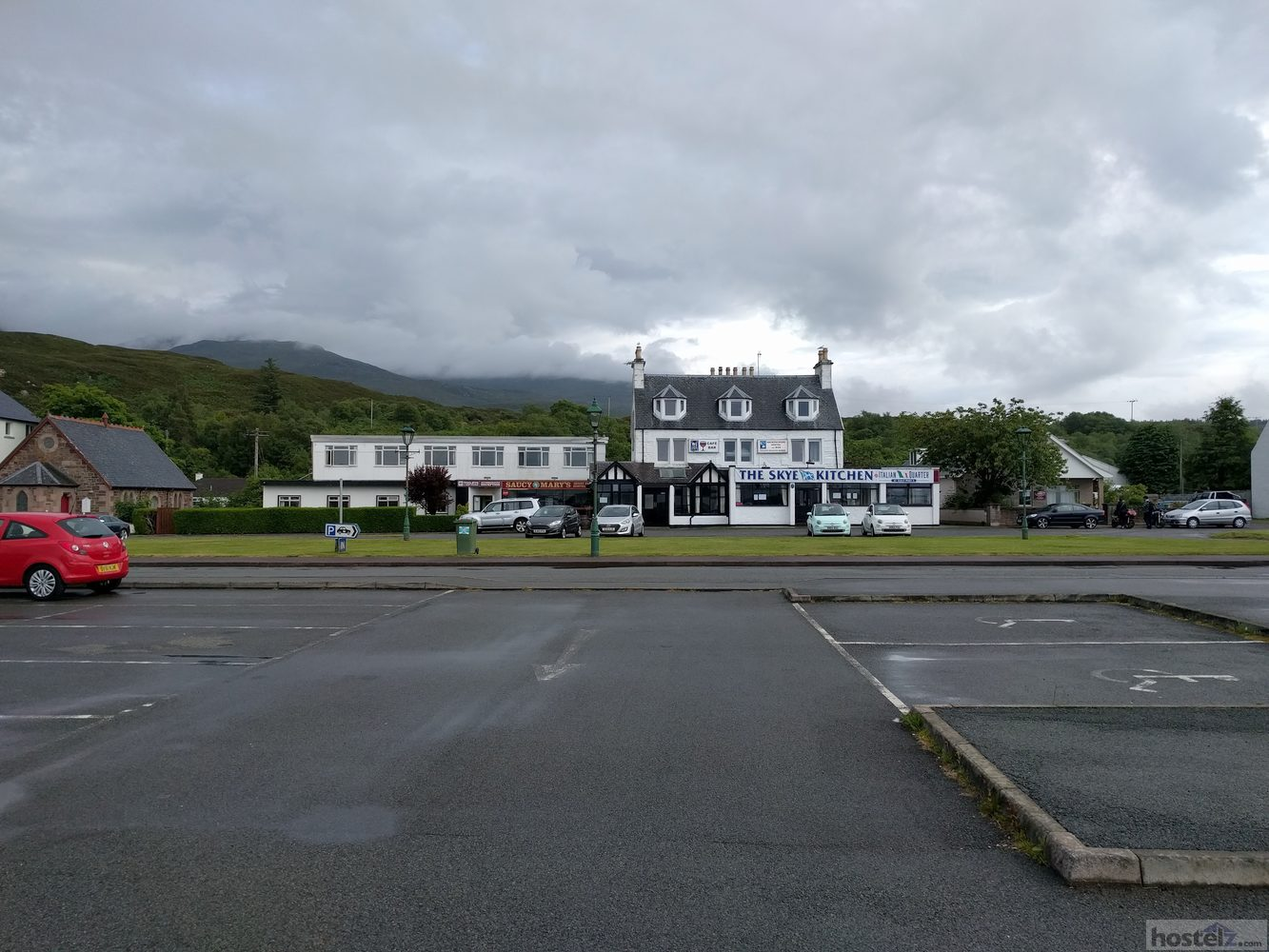 Saucy Mary's Lodge - Isle Of Skye, Scotland Reviews ...