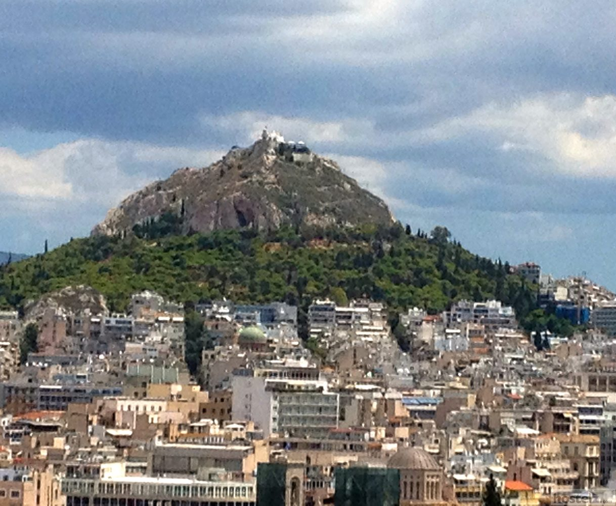 Acropolis View from Terrace