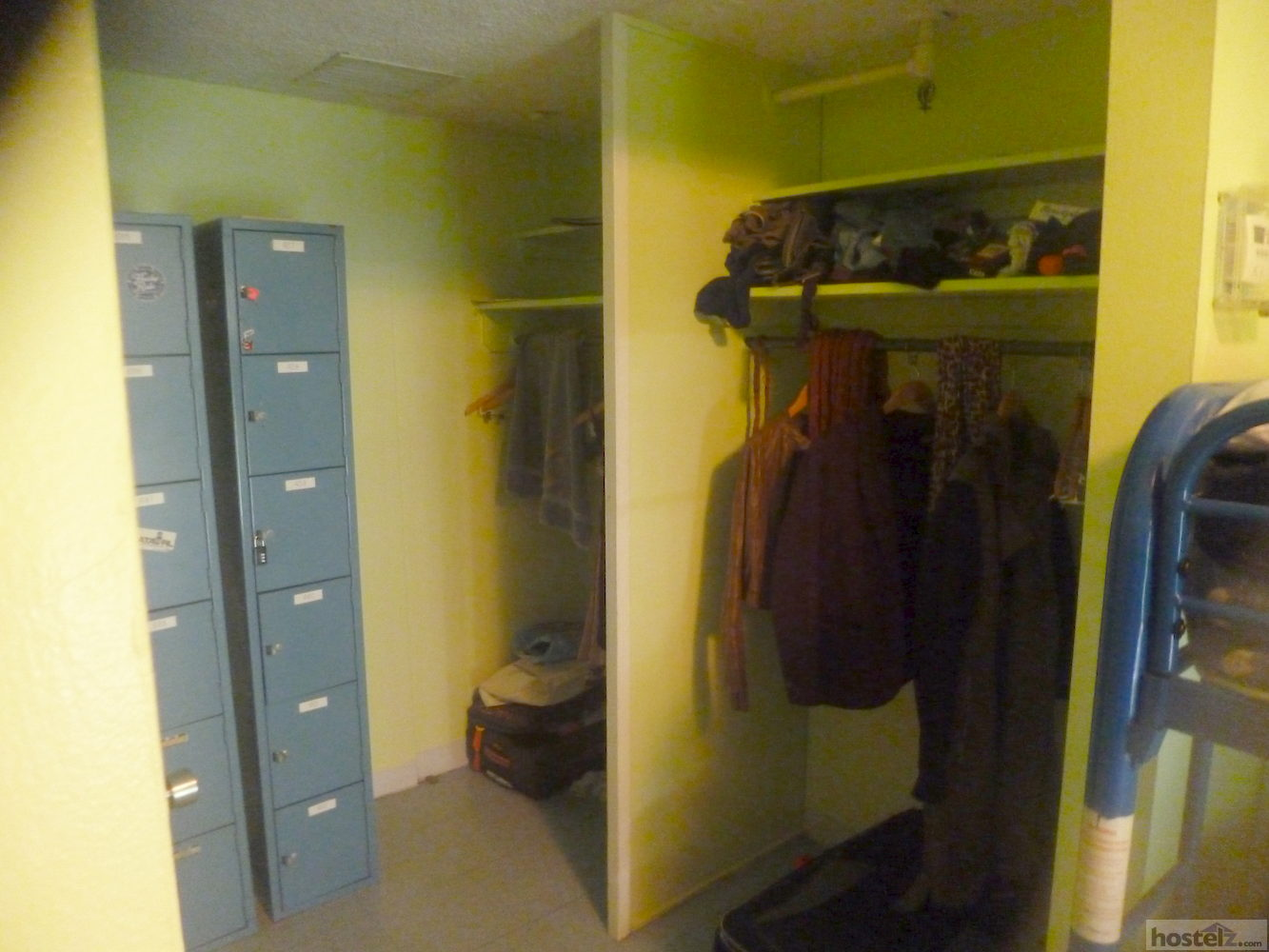 Storage in dorm