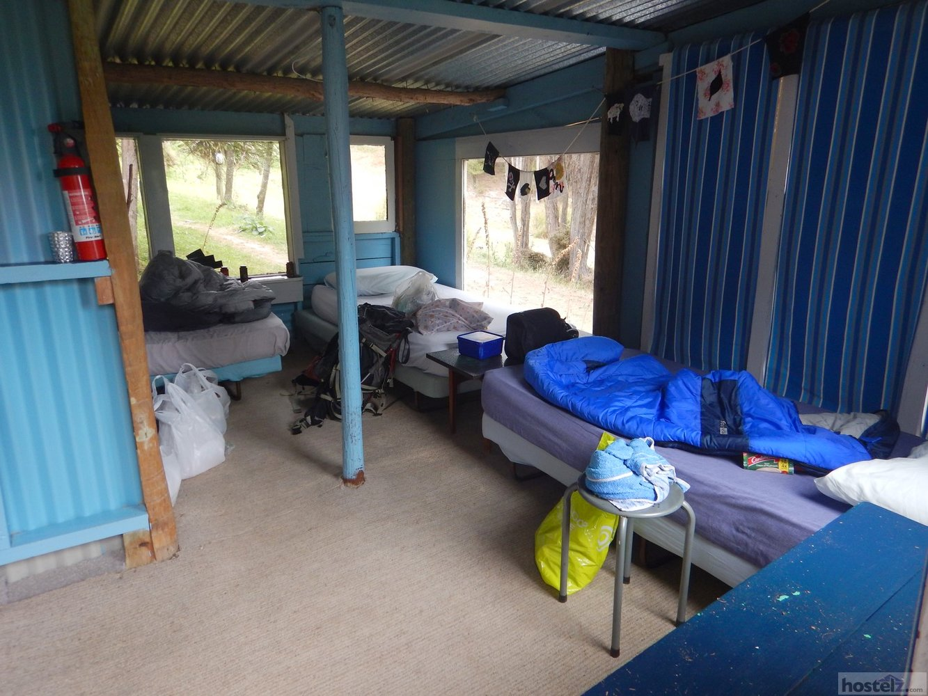 Top Hut dorm