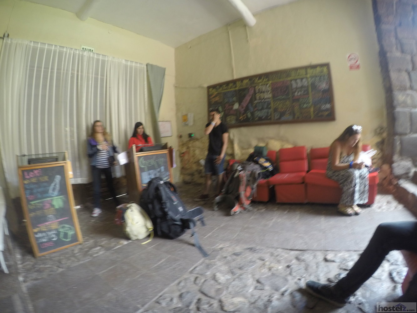 Loki Backpackers Hostel, Cusco